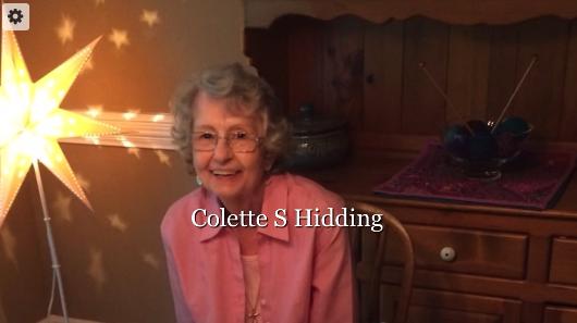 Colette S. Hidding
