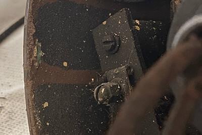 Westinghouse Gyro Fan - closeup