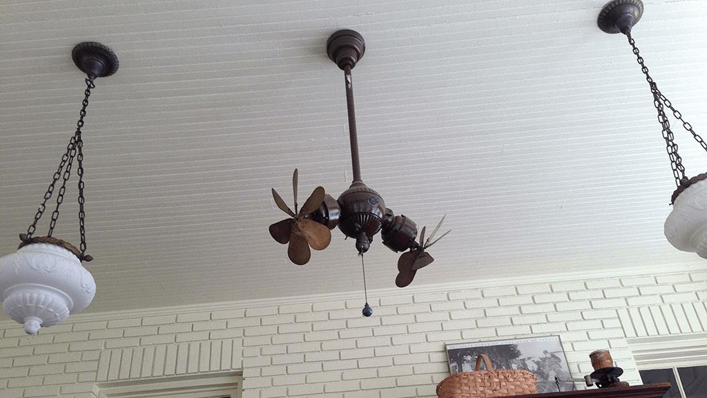 1914 Westinghouse Gyro Fan